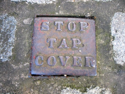 Atherstone Iron Pavement Flaps