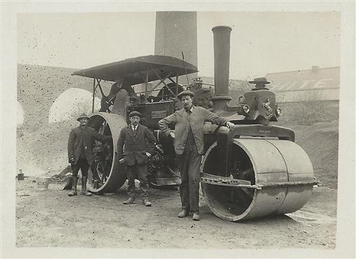 Coventry Corporation Steam Roller